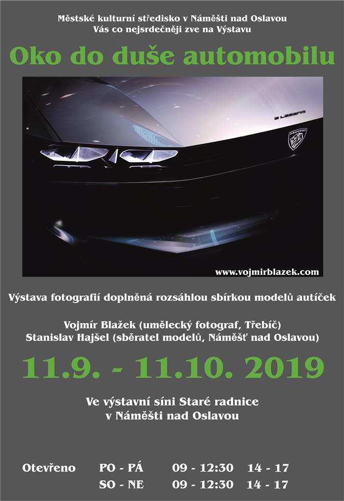 Vojmír Blažek - MKS Náměst