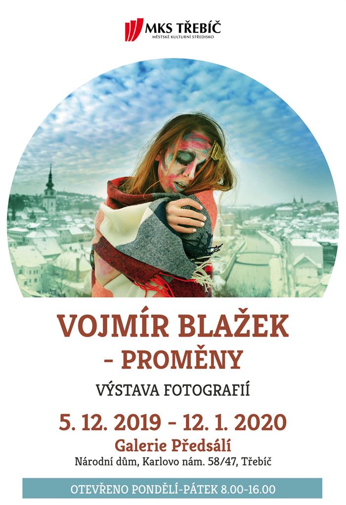 Vojmír Blažek - České dědictví UNESCO